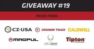 Crimson Trace laser sights giveaway #19