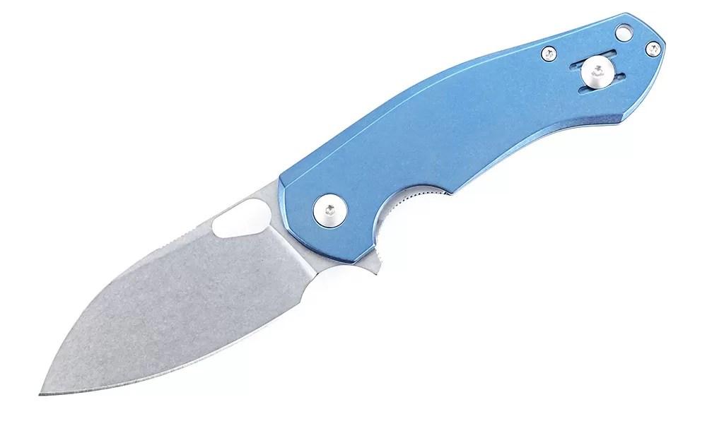 ACE Biblio folding knife (Giant Mouse Knives)