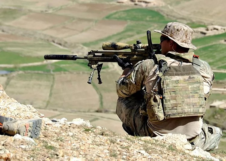 SOF with battle rifle.