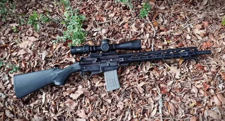 Cryptid hunters will want to use an AR-15 in 5.56 to hunt the chupacabra.