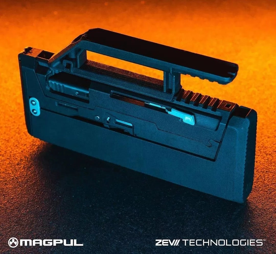 Zev/Magpul FDP folding gun