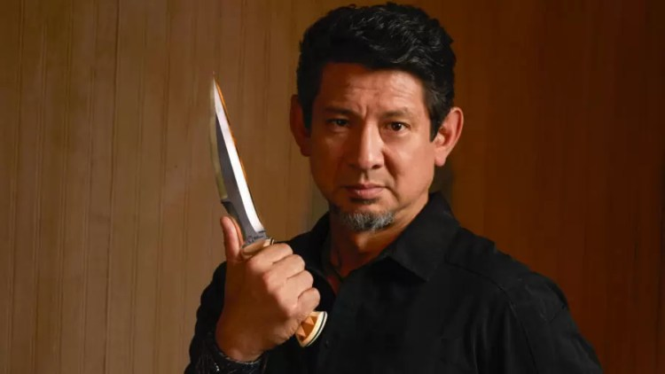 Doug Marcaida Forged in Fire judge.