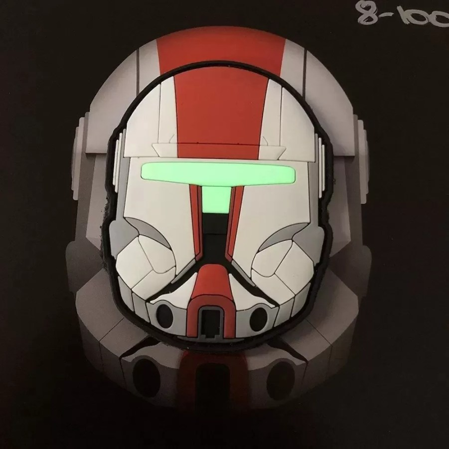 Clone Trooper PVC Patch made by TacOps Gear