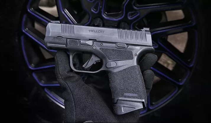 Springfield Micro Compact: the 9mm Hellcat from Springfield Armory