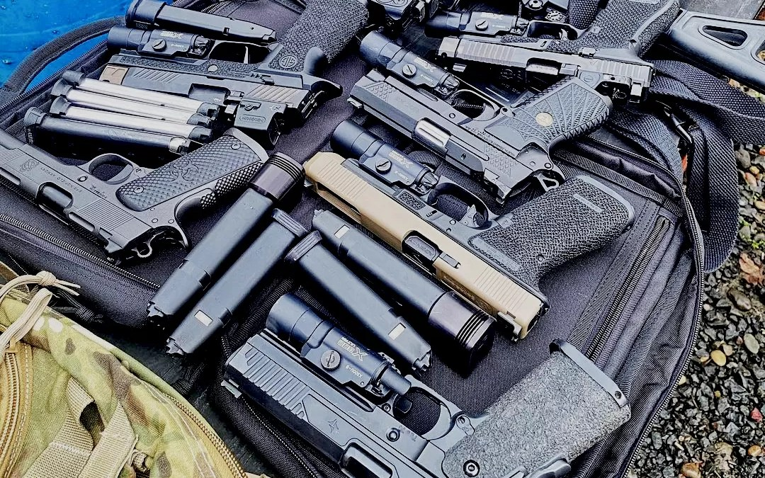 Types of Handguns: Gun Sizes and Idealized Recommended Use