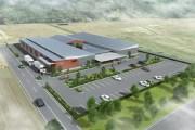 工場の外観イメージ