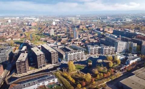 参画する都市開発事業