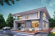 販売予定の住宅のイメージ