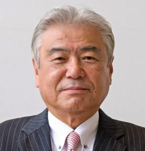 億田新会長