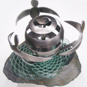 eden-project-rolls-royce-science-prize-sculpture-steel-slate-glass