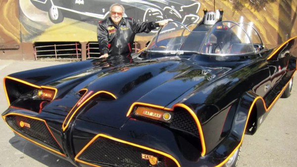 George Barris Batmobile 1966 American Classic Car