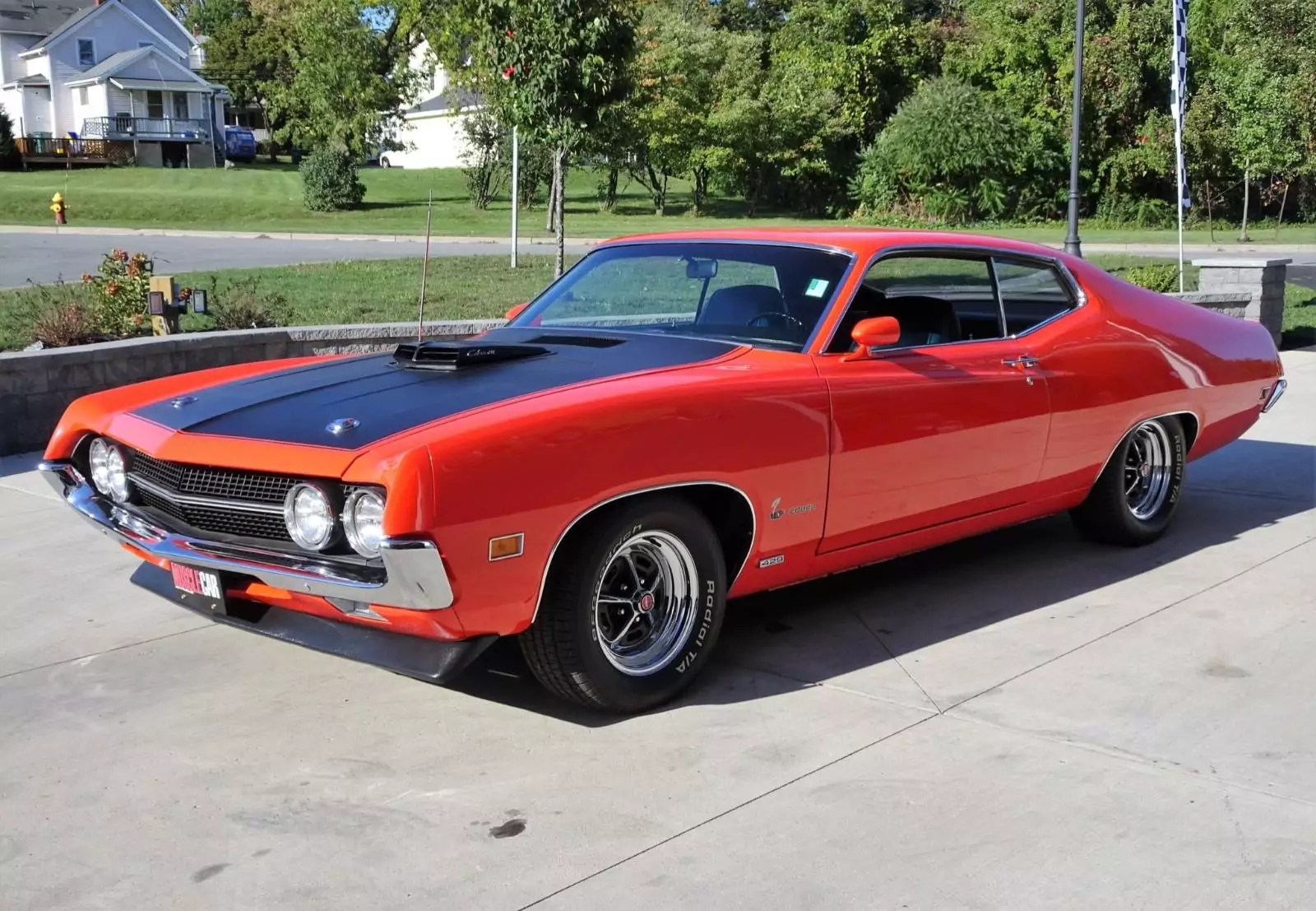 Why Ford Torino Cobra Is The Most Underrated American Muscle