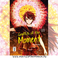 Manga Review: Graffiti of the Moment Band 1