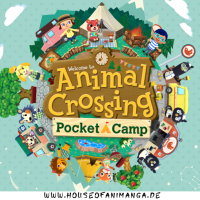 App Review: Animal Crossing – Pocket Camp