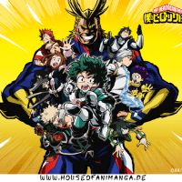 Anime Review: My Hero Academia Staffel 1