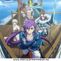 Anime Review: Magi - Adventure of Sinbad