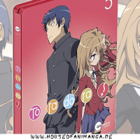 Anime Review: Toradora Volume 5