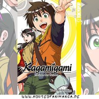 Manga Review: Kagamigami