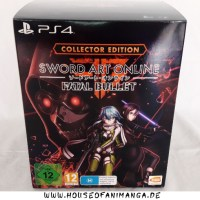 Game Unboxing: Sword Art Online Fatal Bullet - Collector's Edition