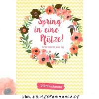 Buch Review: Spring in eine Pfütze