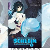 Manga Review: Meine Wiedergeburt als Schleim in einer anderen Welt Band 1
