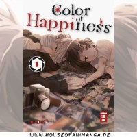 Manga Review: Color of Happiness Band 1