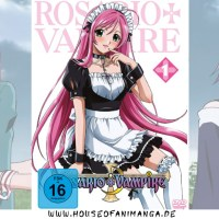 Anime Review: Rosario + Vampire Staffel 1