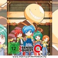 Anime Review: Koro Sensei Quest!