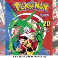 Manga Review: Pokemon - Die ersten Abenteuer (Rubin & Saphir)