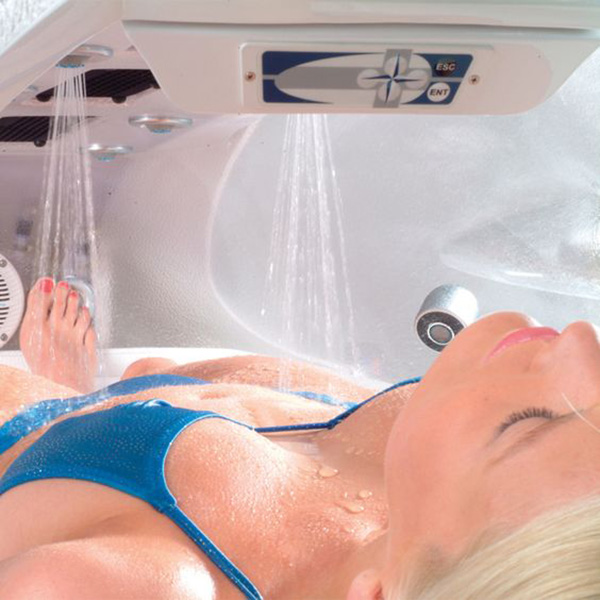 hydrotherapy at House of Asante Spa Polokwane
