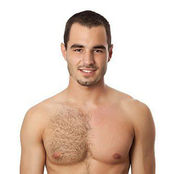 Male waxing at House of Asante Spa Polokwane