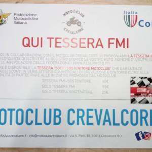 HOUSE OF BIKERS PARTNER MOTOCLUB CREVALCORE