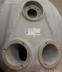 Bimota SB8R serbatoio da verniciare