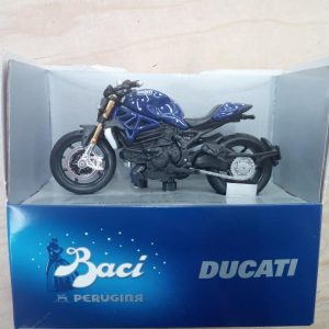 MODELLINO DUCATI MONSTER by Baci Perugina