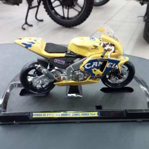 MODELLINO MOTO GP ALEX BARROS SCALA 1:10