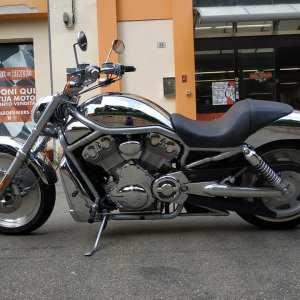 Harley-Davidson V-ROD 1130 – 2005