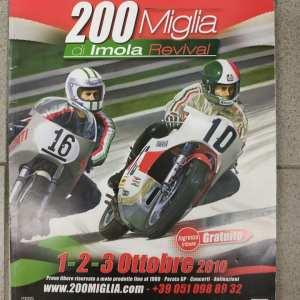 200 MIGLIA di IMOLA REVIVAL 1-2-3 ottobre 2010