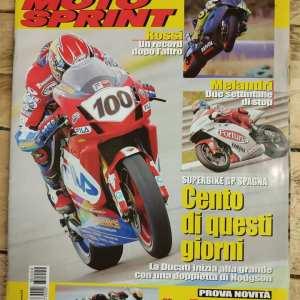 MOTOSPRINT N.9 anno 2003