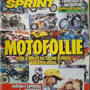 MOTO SPRINT n.40 anno 1993