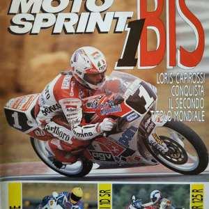 MOTO SPRINT n.35 anno 1991