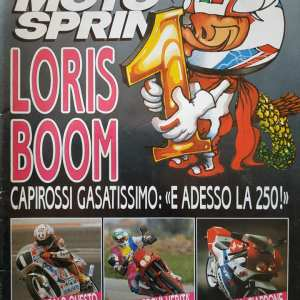 MOTO SPRINT n.36 anno 1991