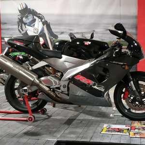 Aprilia RSV mille #230 1999 ( FMI ) moto venduta