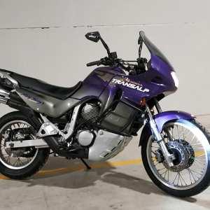 HONDA TRANSALP 600 V – 1999
