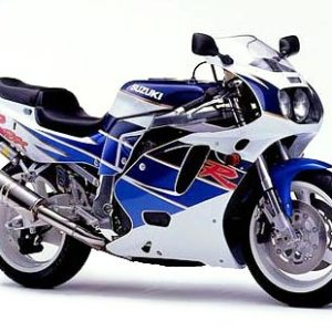 SUZUKI GSXR 750 anno 1992 CARENATURA DX