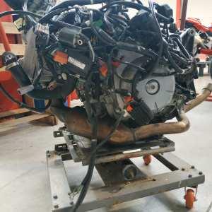 HONDA NC 700 2012 MOTORE