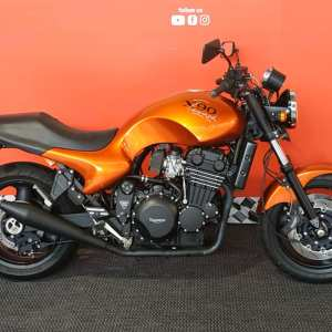 Triumph X90 by MECATWIN PRODUCT