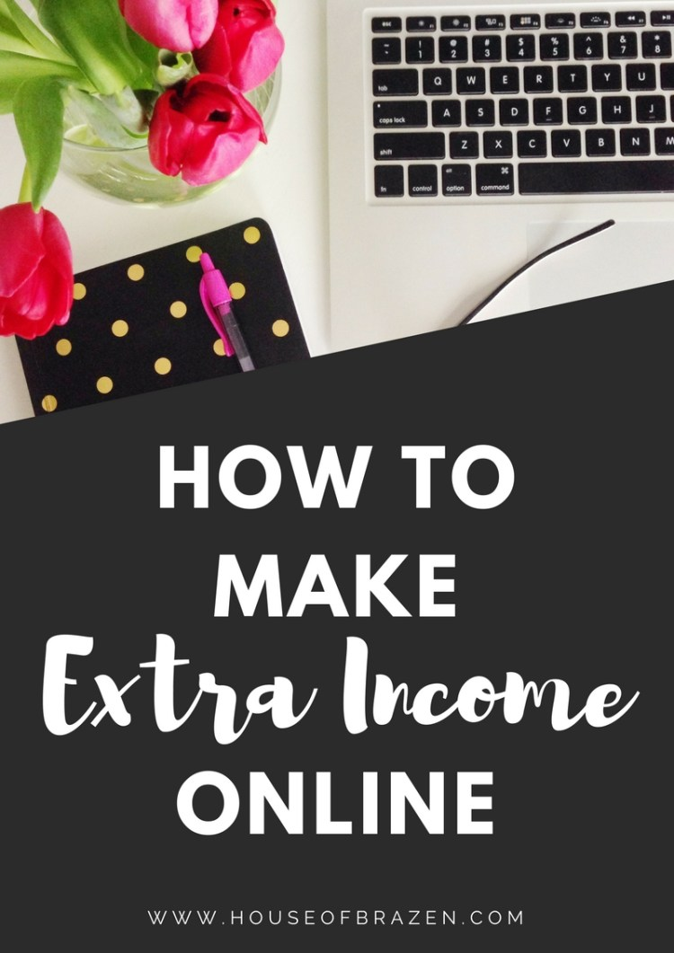 How to Make Extra Income Online