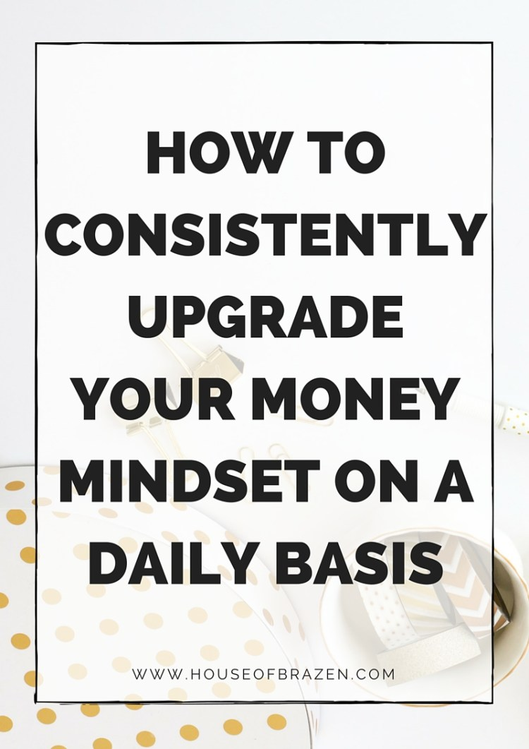 How to Upgrade Your Money Mindset