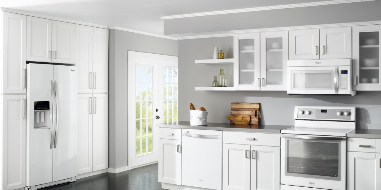 White Cabinet Door Styles | Trends & Designs | %