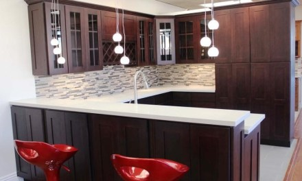 Cool and Sleek Designs for your Espresso Kitchen Cabinets